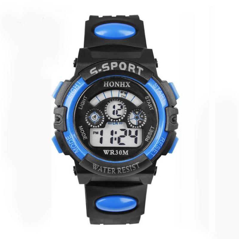 Nơi bán Đồng hồ trẻ em  HONHX Báo thức Thời Trang chống nước