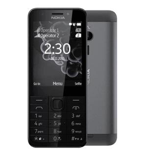 điện thoại giá rẻ nokia 230 2SIM (MAIN ZIN - CHÍNH HÃNG - BẢO HÀNH 1 NĂM) thumbnail