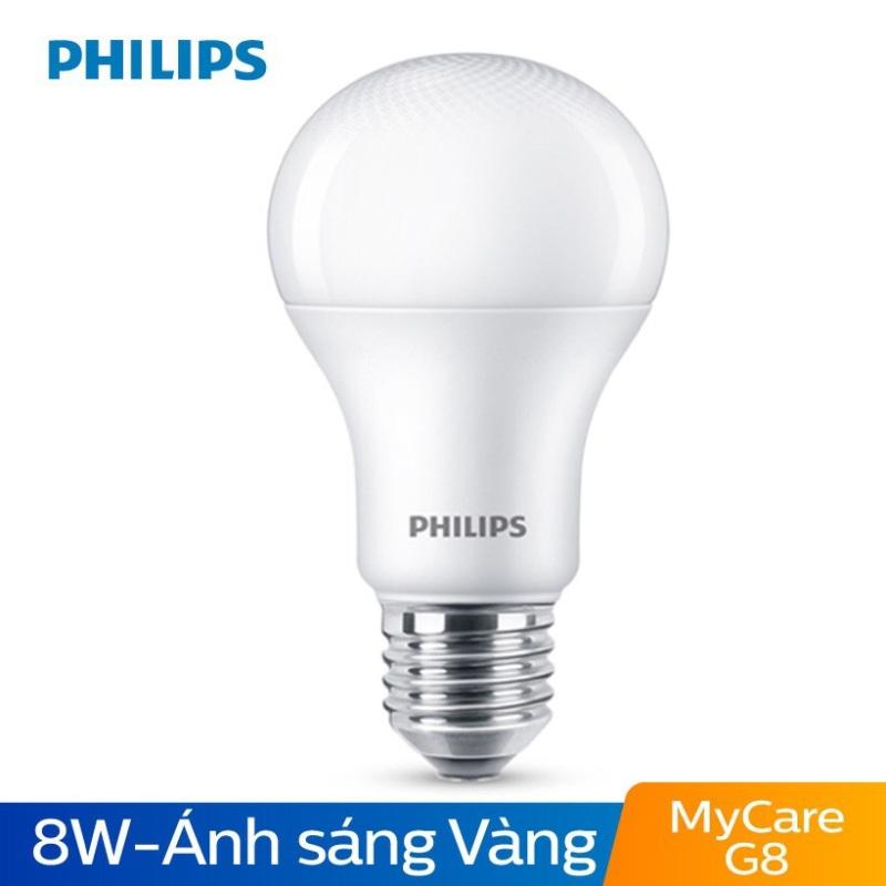 Đèn led bulb 6W E27 1CT/12 (APR) Philips