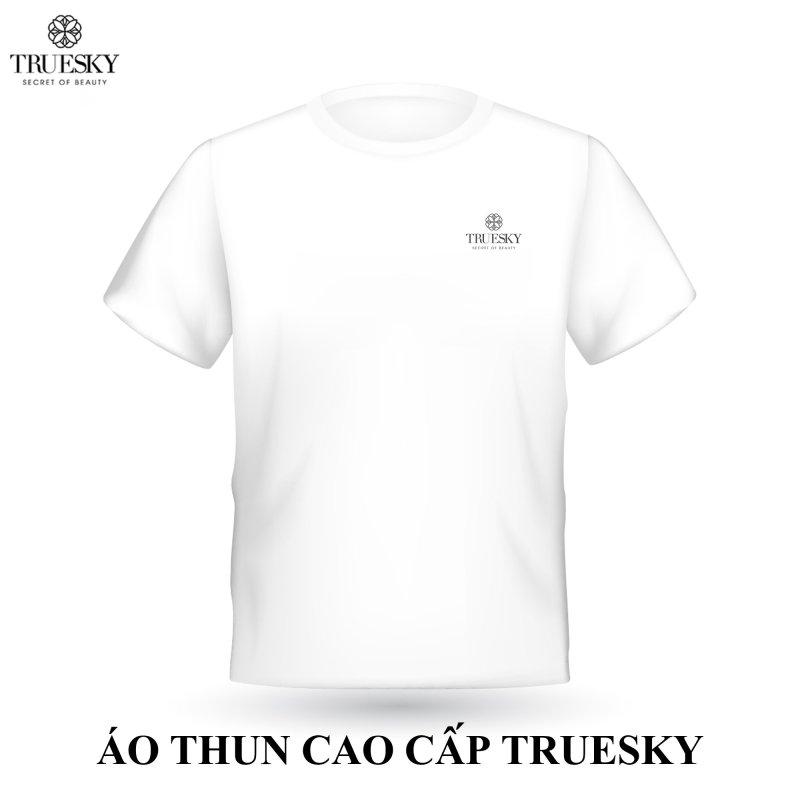 [HÀNG TẶNG KHÔNG BÁN] Áo thun unisex Truesky giá rẻ