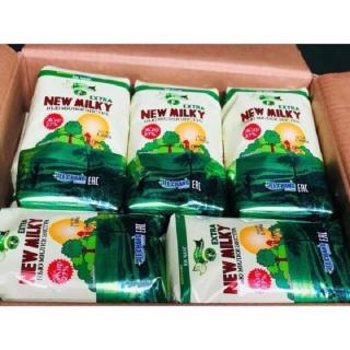 Sữa béo New milky xuất xứ từ Hàn Quốc, Nhập khẩu từ Nga 1kg sữa cho trẻ từ 3 tuổi, người cần tăng cân. thumbnail