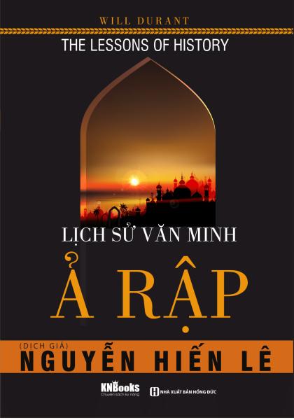 Cá Chép - Lịch Sử Văn Minh Ả Rập - Nguyễn Hiến Lê