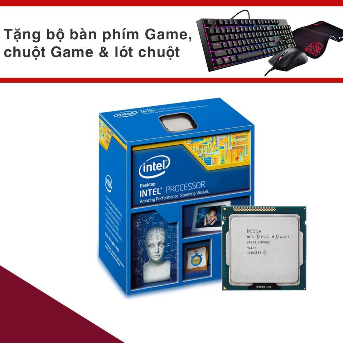 Chip Vi xử lý Intel CPU Pentium G870 (2 lõi- 2 luồng) Bảo Hành 3 Năm- Hàng Nhập Khẩu