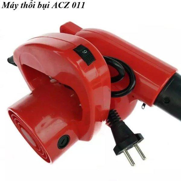 Máy thổi hút bụi cầm tay mini ACZ 600W - mạnh mẽ bảo hành 6 tháng