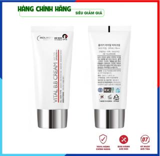 [Hàng Nhập Khẩu] Kem nền trang điểm - Kem trang điểm chống nắng Holikey Vital BB Cream Hàn Quốc SPF 40 PA 50ml thumbnail