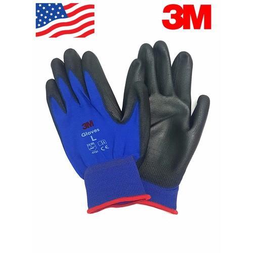5 Đôi găng tay chống cắt 1, màu xanh 3M, size L