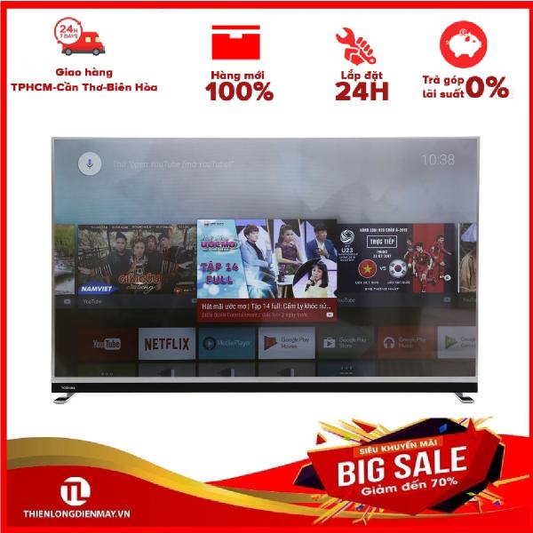 Bảng giá TRẢ GÓP 0% - Android Tivi Toshiba 4K 49 inch 49U9750- Bảo hành 2 năm