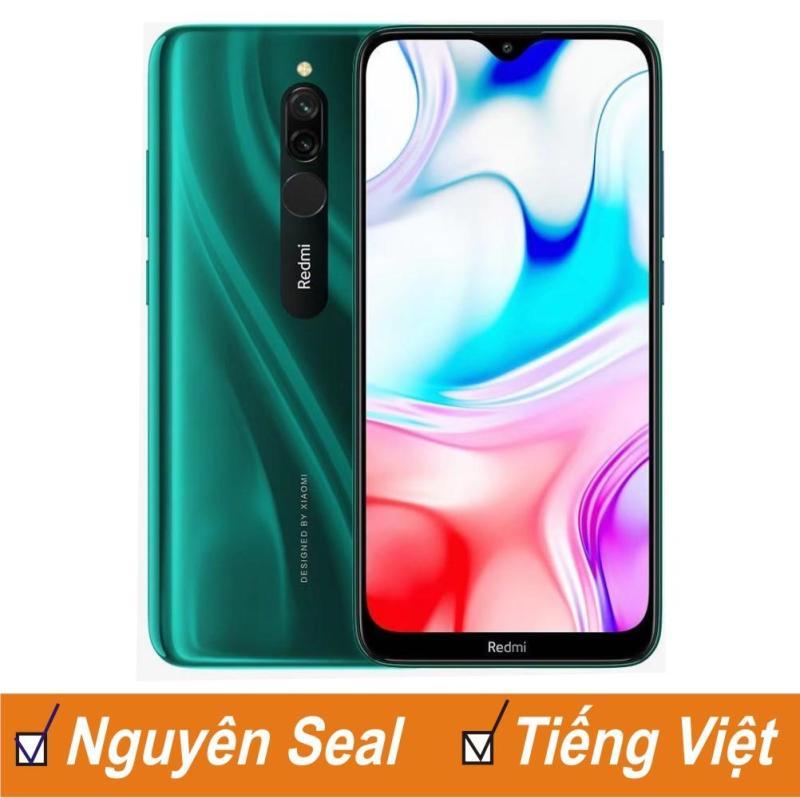 Điện thoại Xiaomi Redmi 8 32GB Ram 3GB Khang Nhung - Hàng Nhập Khẩu