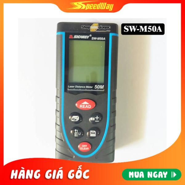 [HCM]Máy Đo Khoảng Cách SNDWAY SW-M40A/SW-M60A/SW-M80A/SW-M100A/SW-M120A Pin Sạc