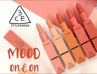 Son lì 3CE Mood Recipe Matte Lip thumbnail