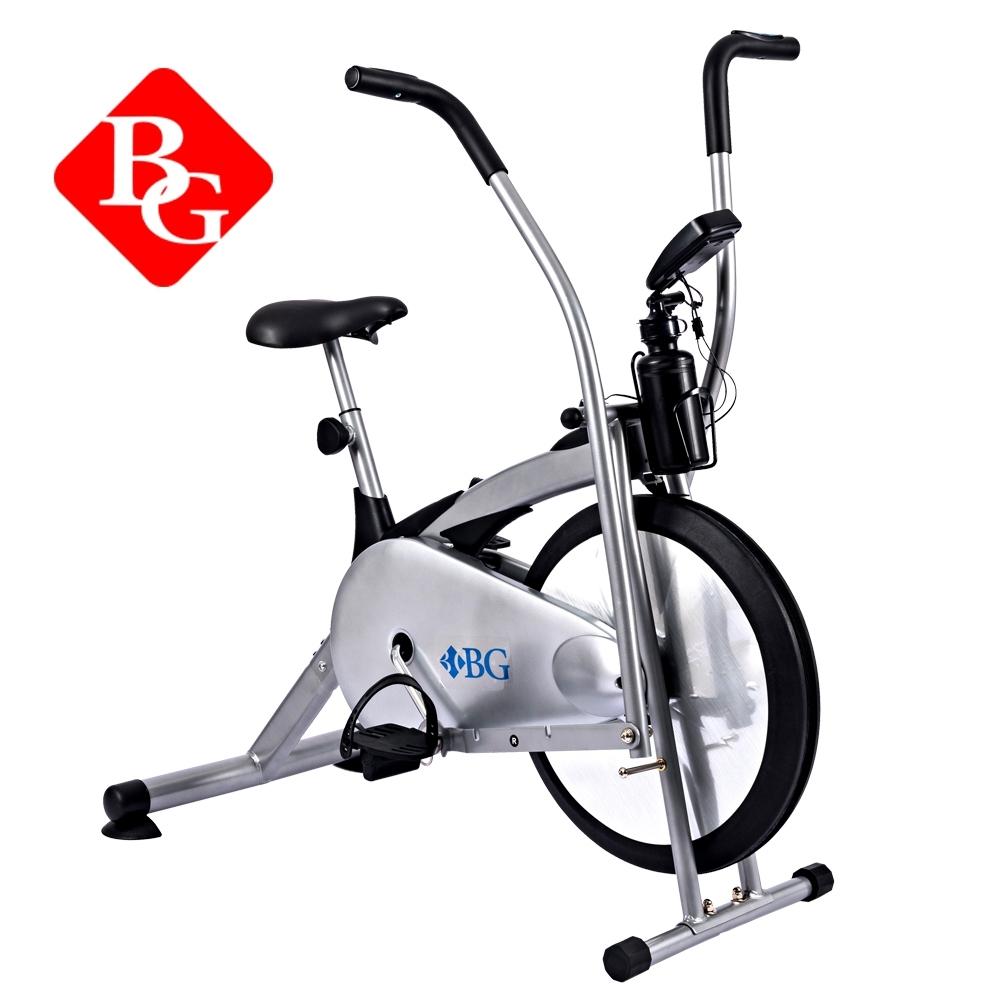 BG - Xe đạp tập thể dục Air bike-Mẫu 8701(Grey) mới 2021