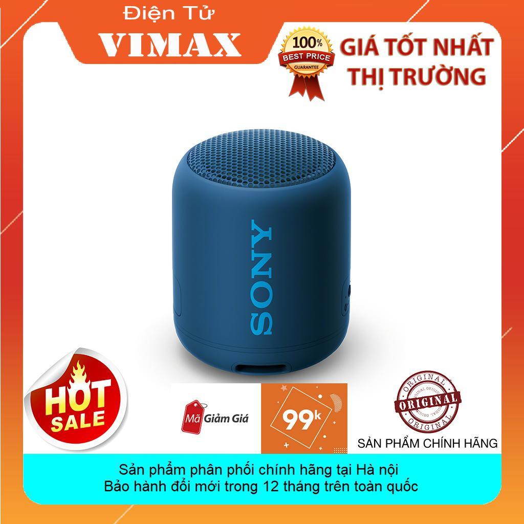 Loa Bluetooth không dây Sony Extra Bass SRS-XB12