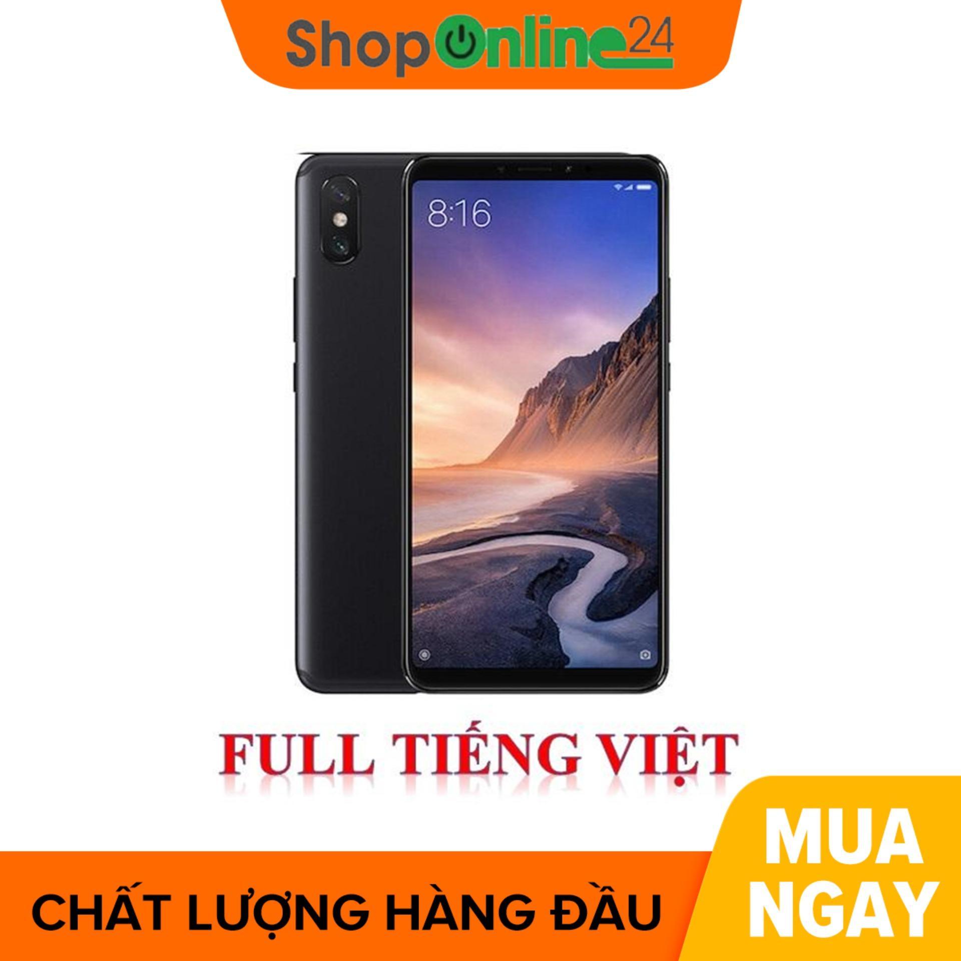 Lazada Khuyến Mãi Khi Mua Xiaomi Mi Max 3 64GB Ram 4GB ( Đen ) Full Tiếng Việt - Shop Online 24 - Hàng Nhập Khẩu