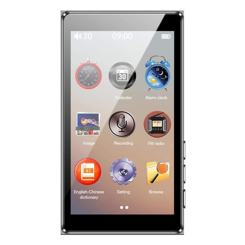 Máy nghe nhạc MP3/Lossless RUIZU D20 màn hình full cảm ứng