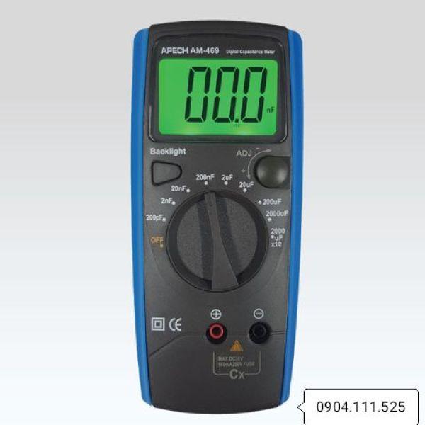 Đồng hồ đo tụ điện APECH AM-469