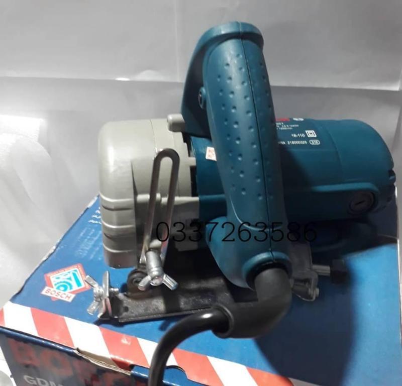 Máy cắt gạch bosch GDM 12-34 .công nghệ đức ( tặng kèm đĩa cắt)