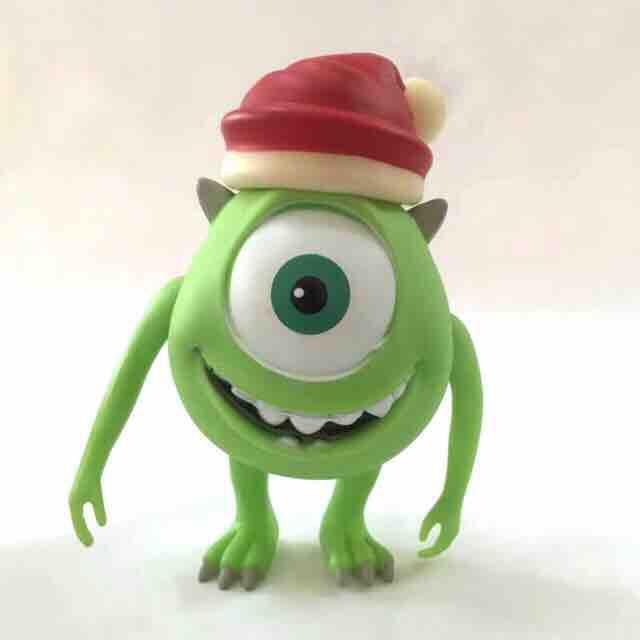 Mô Hình Disney Mike - Monsters University Giảm Cực Sốc