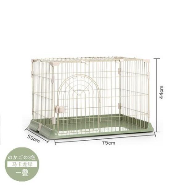 [Giá Đẹp- Hàng Chuẩn] Lồng Nhựa Cho Cún- Mèo Màu Xinh Xắn- Sơn Chống Rỉ