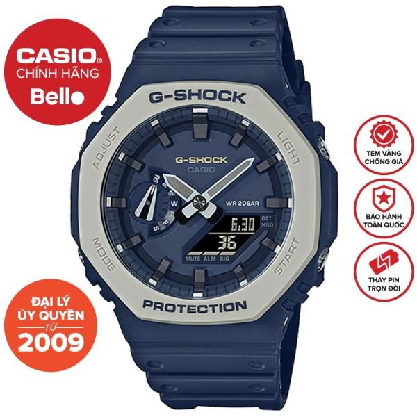 Đồng hồ Casio G-Shock Nam GA-2110ET-2ADR bảo hành chính hãng 5 năm - Pin trọn đời