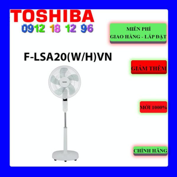 Quạt đứng Toshiba F-LSA20(H)VN - F-LSA20(W)VN