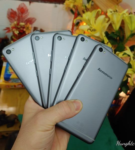 Điện thoại chống cháy Lenovo S90 đầy đủ chức năng, giá cực rẻ