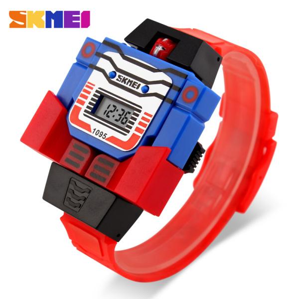 Nơi bán Đồng hồ trẻ em bé trai SKMEI 1095 Chống Nước 50M Có Đồng Hồ Đếm Ngược