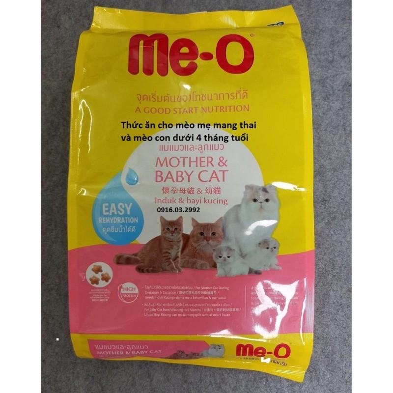 Thức Ăn Cho Mèo Mang Thai Và Mèo Con Meo [1,1Kg]