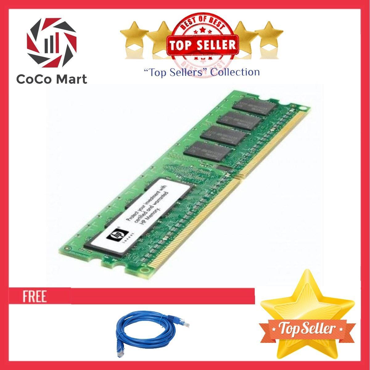 Ram ECC Máy Trạm HP 8GB, DDR 3, Bus 1600Mhz Siêu Bền