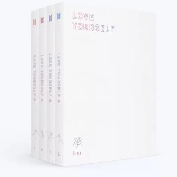 Album BTS Love yourself: Her