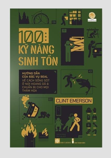 Sách - 100 Kỹ Năng Sinh Tồn