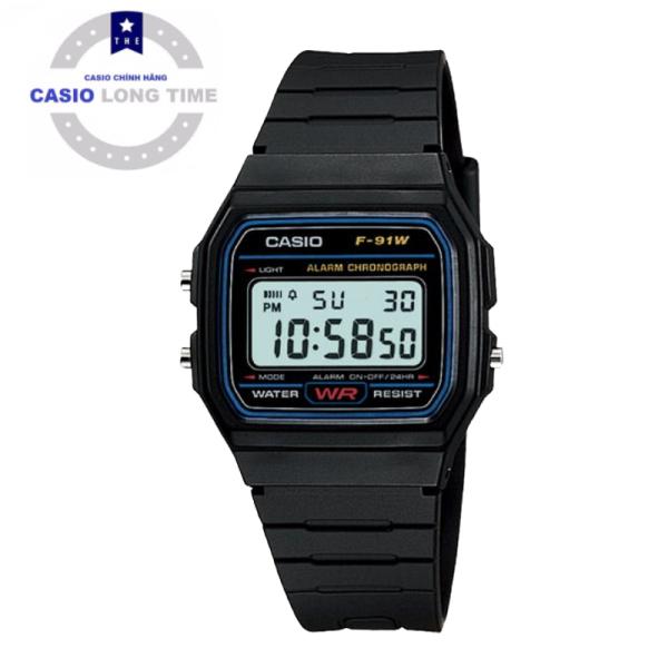 Đồng hồ điện tử Casio F-91W-1DG chính hãng bán chạy