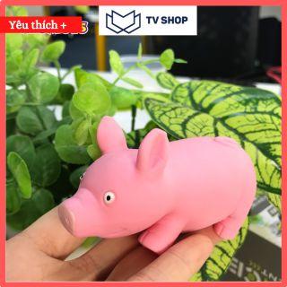 Con heo dẻo siêu Cute - đồ chơi hình con lợn dẻo đáng yêu nhào nặn giúp giảm Stress [Hot Trend] thumbnail
