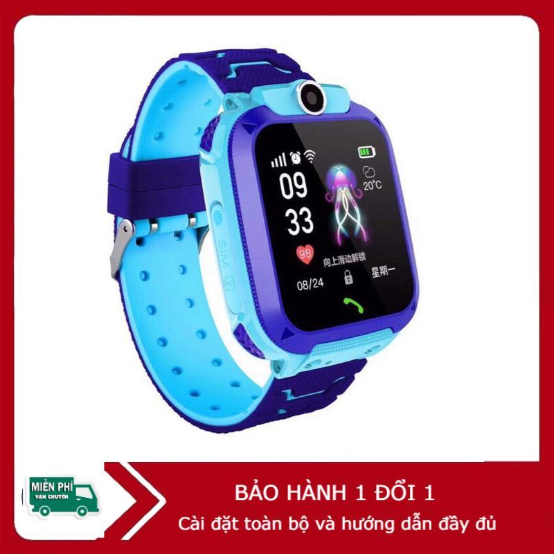 Đồng hồ định vị trẻ em A28 Chống nước IP67, có Camera chụp ảnh từ xa, đồng hồ thông minh trẻ em chống nước bảo hành 1 đổi 1 tại Hoàng Hải Store