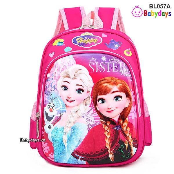 Giá bán Balo công chúa elsa cho bé BL057A