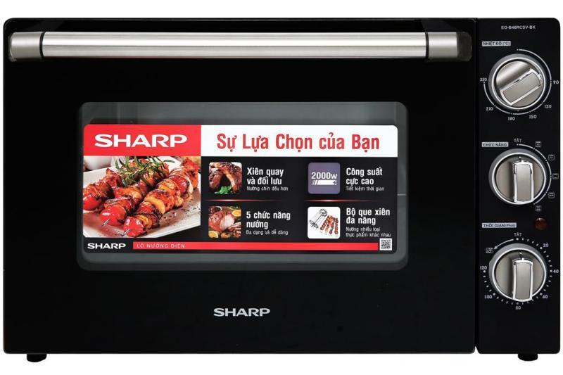 Bảng giá Lò nướng Sharp EO-B46RCSV-BK 46 lít Điện máy Pico