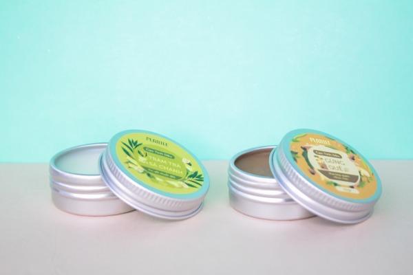 Cao tinh dầu tràm sả - Bộ đôi cao tinh dầu tràm trà  sả chanh plantee nhập khẩu
