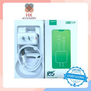 [HCM]Bộ Sạc Nhanh OPPO VOOC R15 + Kèm Cáp Micro USB Chất Lượng Chính Hãng thumbnail
