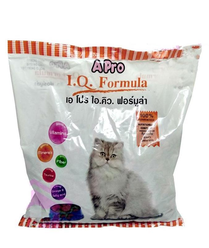 Thức ăn cho mèo Apro IQ Formula gói 500g
