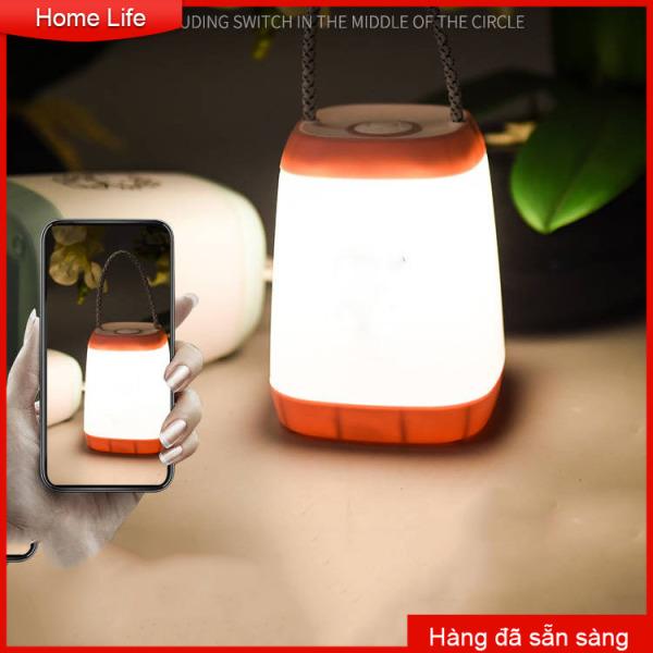 Đèn bàn LED đèn ngủ có thể sạc lại bảo vệ mắt cho bé bú và ngủ Night Light Bulb