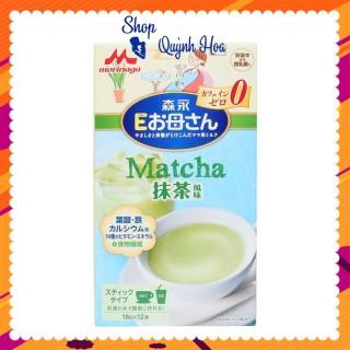 Sữa bầu Morinaga vi trà xanh, 216g thumbnail