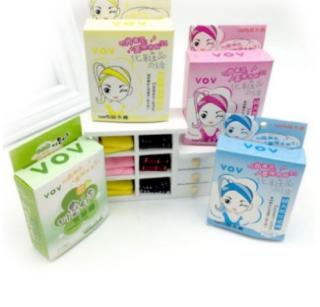 [Gói 100 chiếc] Bông tẩy trang VOV - Túi bông tẩy trang mini tiện lợi Clovershop thumbnail