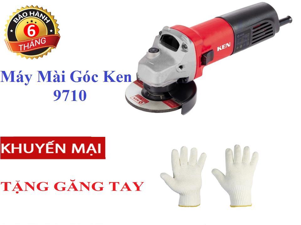 Máy Mài Goc Ken 9710- Máy Mài Góc Công Suất 710W