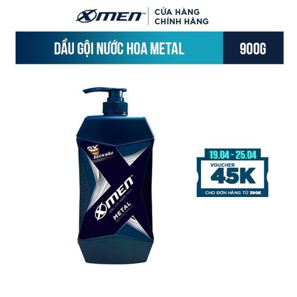 Dầu gội nước hoa X-Men Metal 900g giá rẻ