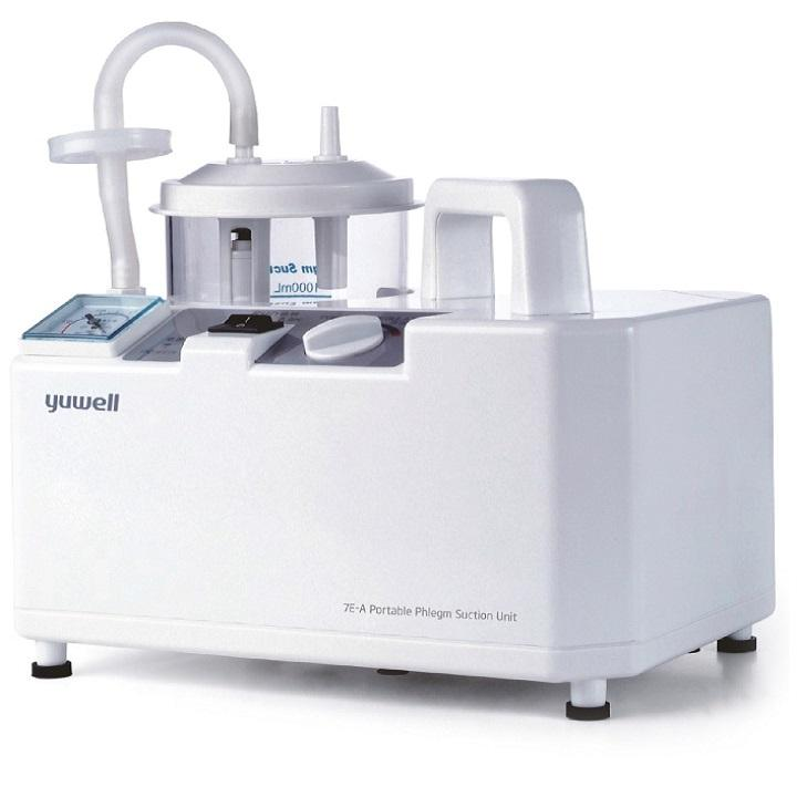 Máy hút dịch yuwell 7E-A công nghệ mỹ cao cấp