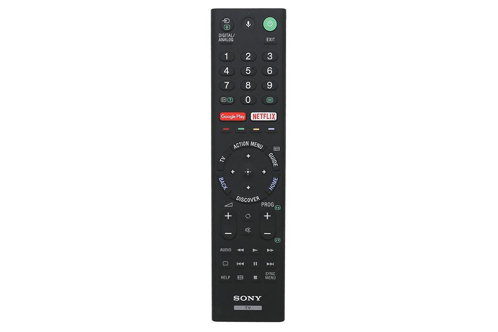 Bảng giá Điều khiển tivi sony tìm kiếm bằng giọng nói TX -200P (đen)
