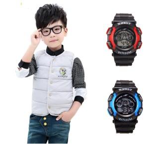 [HCM]ĐỒNG HỒ ĐIỆN TỬ THỂ THAO NHIỀU MÀU- [Đồng hồ thể thao cá tính Đồng hồ đeo tay nam nữ Đồng hồ học sinh Cute] thumbnail