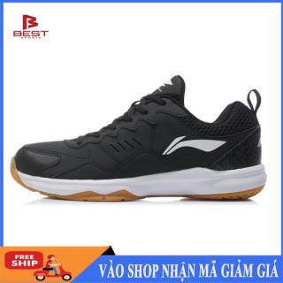 Giày cầu lông Lining AYTR019-2 dành cho nam bền bỉ siêu hot màu đen thumbnail