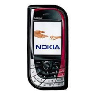 Điện thoại Nokia 7610 Chính Hãng - Chiêc Lá Lớn - Kèm Pin Sạc thumbnail