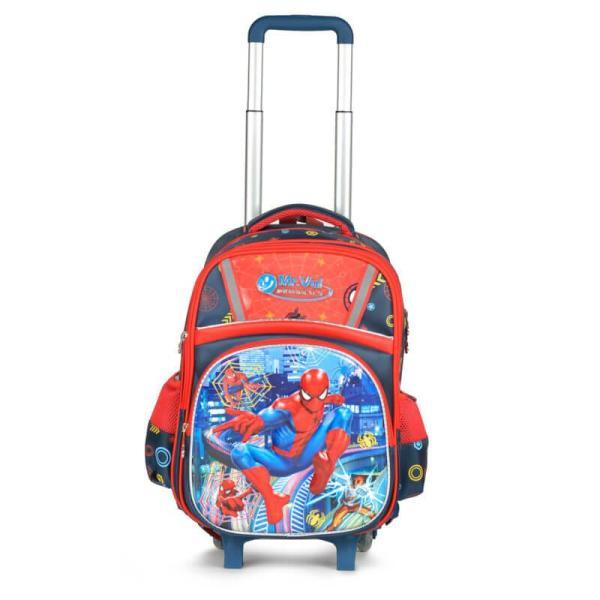 Giá bán Mr Vui BLK685-ST ba lô kéo học sinh siêu nhẹ dành cho bé trai (balo hoc sinh di hoc cap 1) BH 10 năm