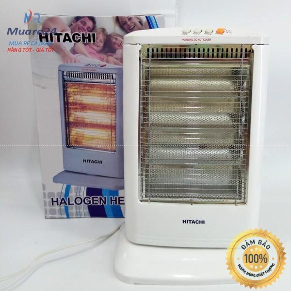 Quạt sưởi đèn sưởi Hitachi 3 Bóng DH 168 1200W - sale 2020